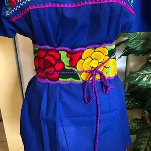 Accessories - 🌟NEW ARRIVAL NWT Belt Mexican embroidered.